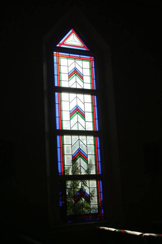 Stained Glass @ St. Paul's Episcopal Church