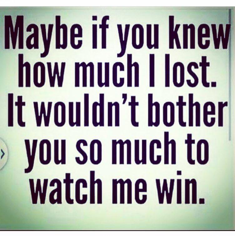 Lost & Win