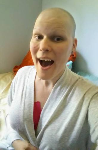 Elisabeth Is Cancer-Free!