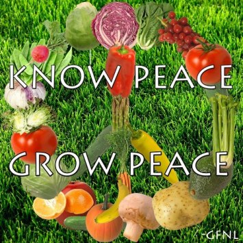 Know Peace, Grow Peace
