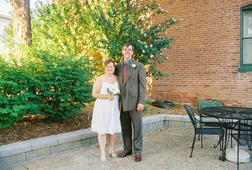 Mr. & Mrs. Dean Anthony Gall
