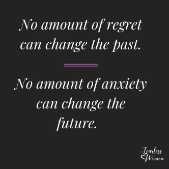 Regret And Anxiety